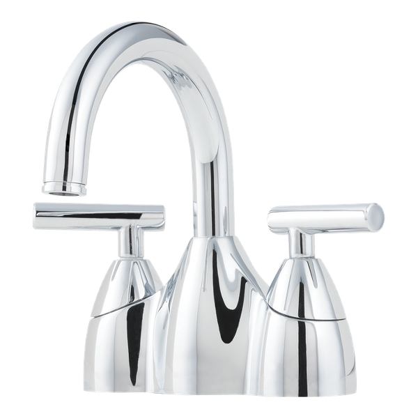 "Primary Product Image for Contempra 2-Handle 4"" Centerset Bathroom Faucet"