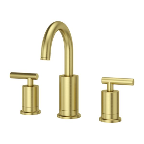 "Primary Product Image for Contempra 2-Handle 8"" Widespread Bathroom Faucet"