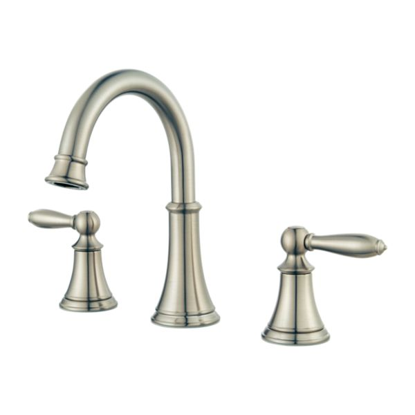 """Primary Product Image for Courant 2-Handle 8"""" Widespread Bathroom Faucet"""