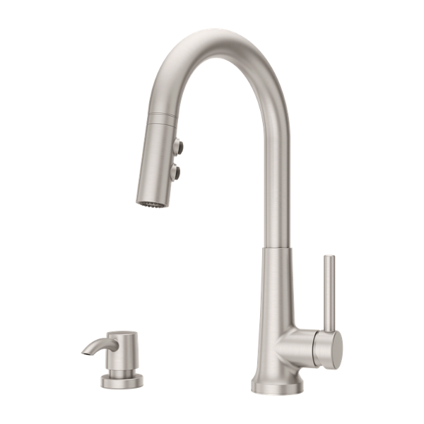 Primary Product Image for Crete 1-Handle Pull-Down Kitchen Faucet