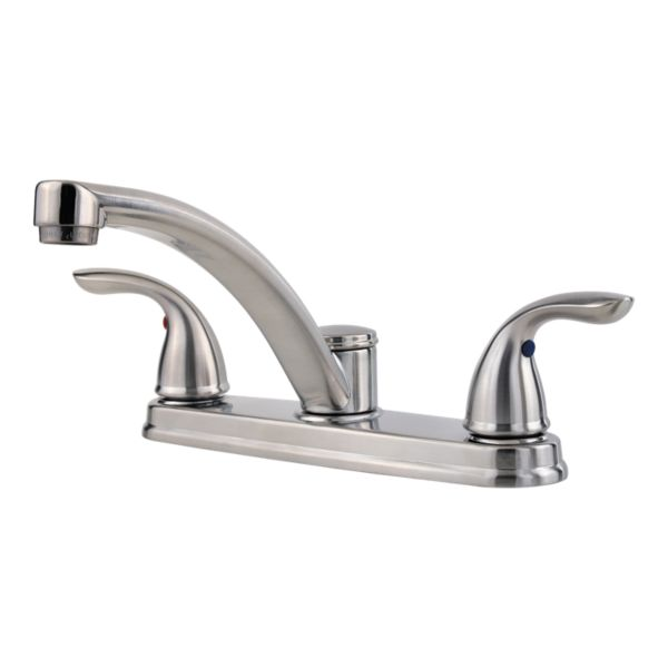 Primary Product Image for Delton 2-Handle Kitchen Faucet