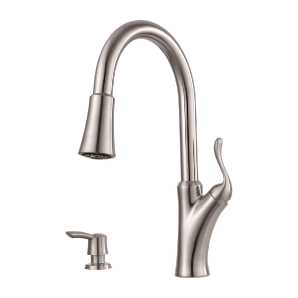 Primary Product Image for Eagan 1-Handle Pull-Down Kitchen Faucet
