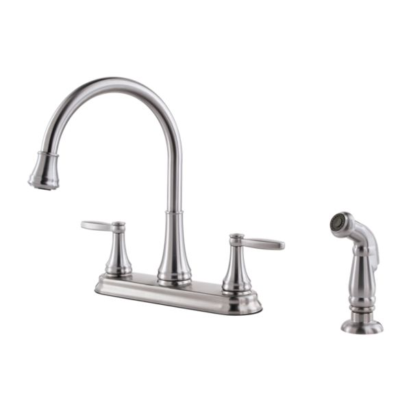 Primary Product Image for Glenfield 2-Handle Kitchen Faucet