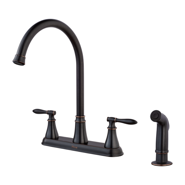 Primary Product Image for Glenora 2-Handle Kitchen Faucet