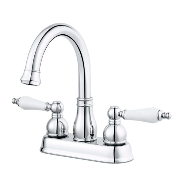 """Primary Product Image for Henlow 2-Handle 4"""" Centerset Bathroom Faucet"""