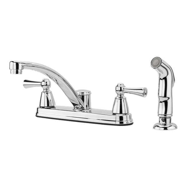 Primary Product Image for Hollis 2-Handle Kitchen Faucet