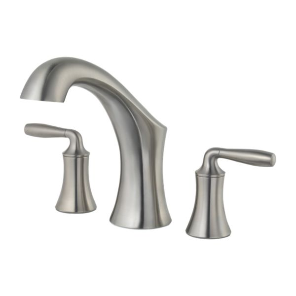 Primary Product Image for Iyla 2-Handle Complete Roman Tub Trim