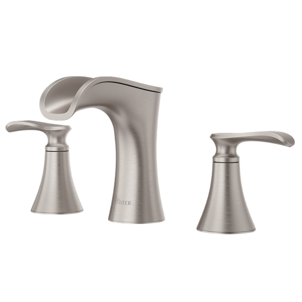 """Primary Product Image for Jaida 2-Handle 8"""" Widespread Bathroom Faucet"""