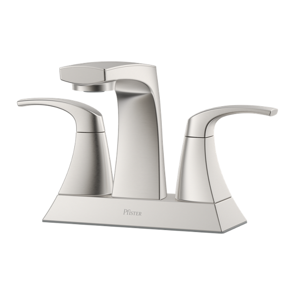 "Primary Product Image for Karci 2-Handle 4"" Centerset Bathroom Faucet"