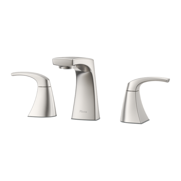 "Primary Product Image for Karci 8"" Widespread Bathroom Faucet"