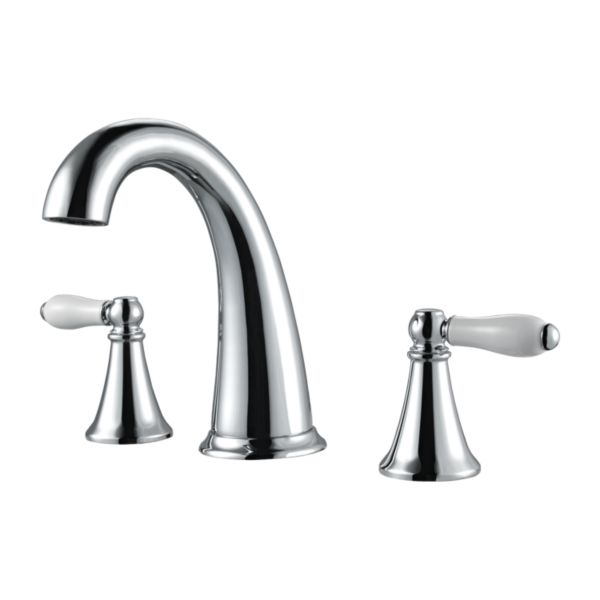 """Primary Product Image for Kaylon 2-Handle 8"""" Widespread Bathroom Faucet"""