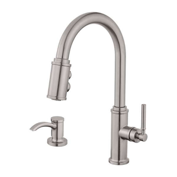 Primary Product Image for Kedzie 1-Handle Pull-Down Kitchen Faucet