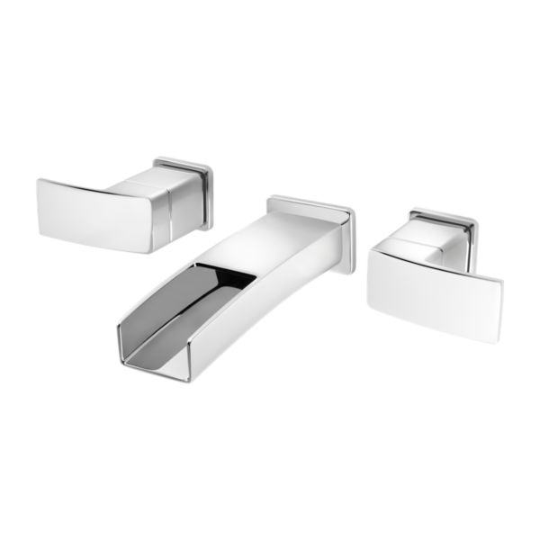 Primary Product Image for Kenzo 2-Handle Wall Mount Bathroom Faucet