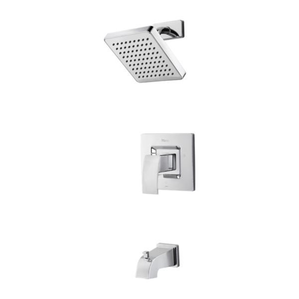 Primary Product Image for Kenzo 1-Handle Tub & Shower Trim
