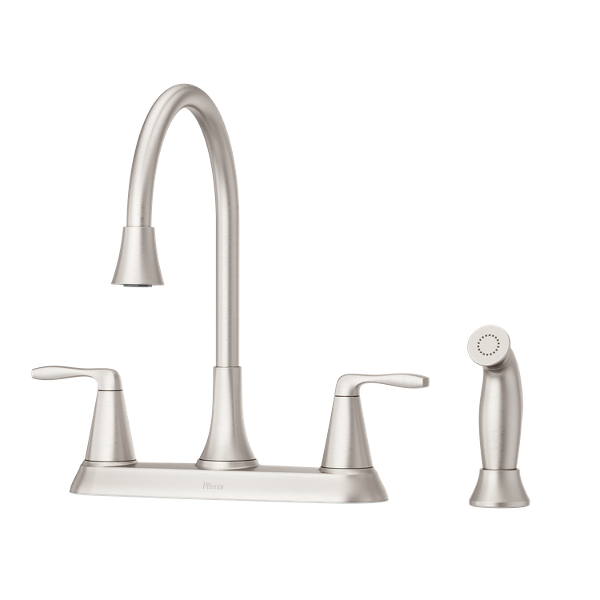 Primary Product Image for Lima 2-Handle Kitchen Faucet