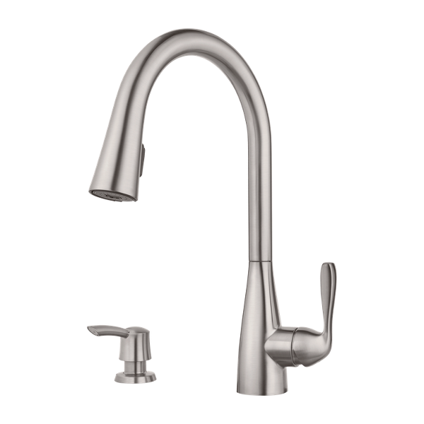 Primary Product Image for Lima 1-Handle Pull-Down Kitchen Faucet