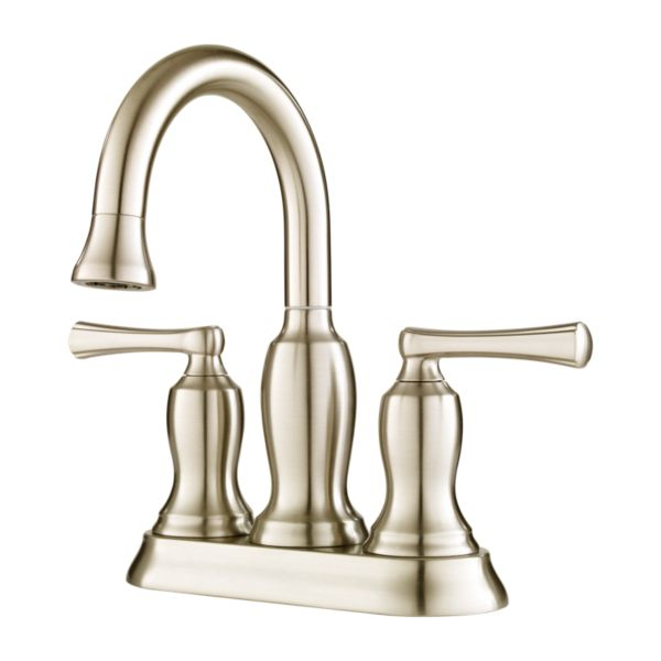 "Primary Product Image for Lindosa 2-Handle 4"" Centerset Bathroom Faucet"