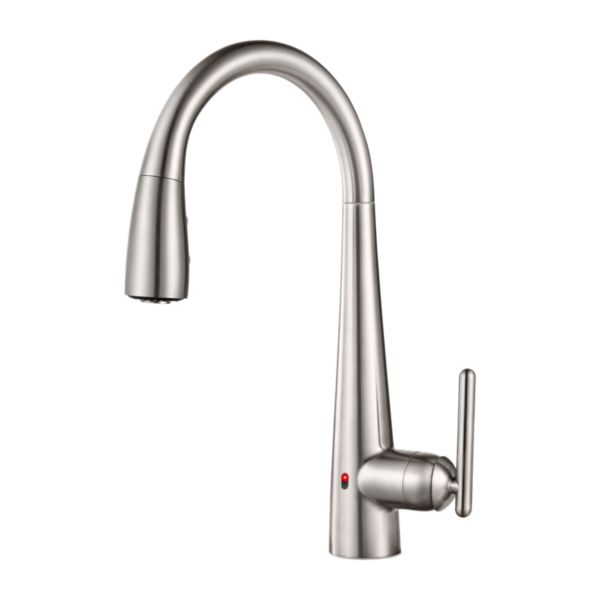 Primary Product Image for Lita 1-Handle Electronic Pull-Down Kitchen Faucet