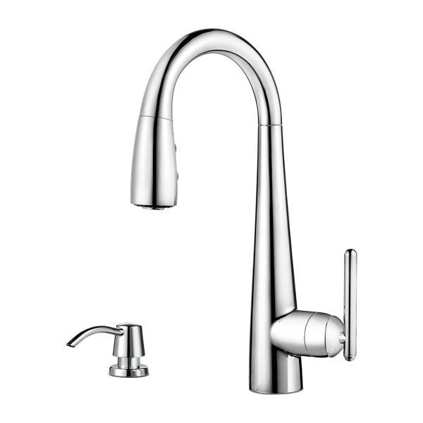 Primary Product Image for Lita 1-Handle Pull-Down Bar & Prep Faucet