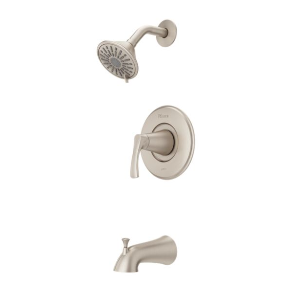 Primary Product Image for Masey 1-Handle Tub & Shower Faucet