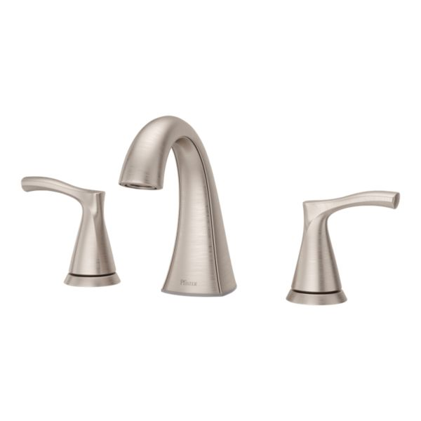 "Primary Product Image for Masey 2-Handle 8"" Widespread Bathroom Faucet"