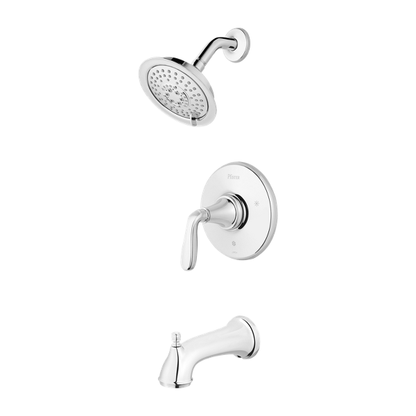 Primary Product Image for Northcott 1-Handle Tub & Shower Trim