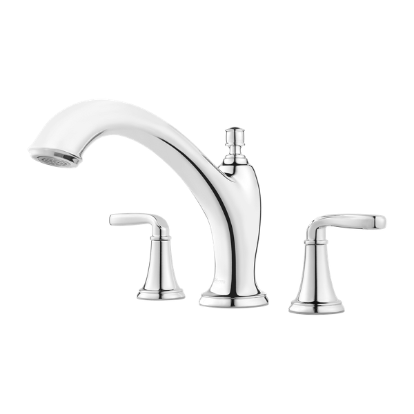 Primary Product Image for Northcott 2-Handle Roman Tub Trim