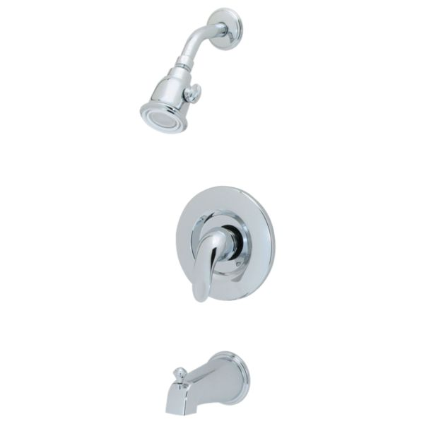Primary Product Image for Parisa 1-Handle Tub & Shower Faucet