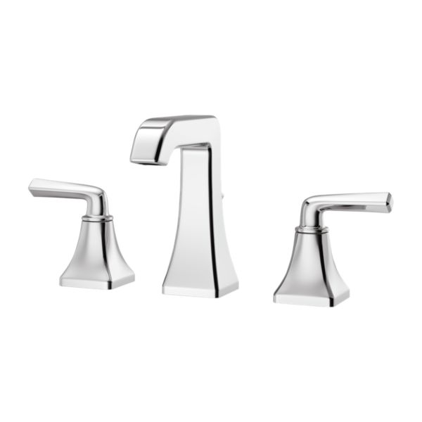 """Primary Product Image for Park Avenue 2-Handle 8"""" Widespread Bathroom Faucet"""