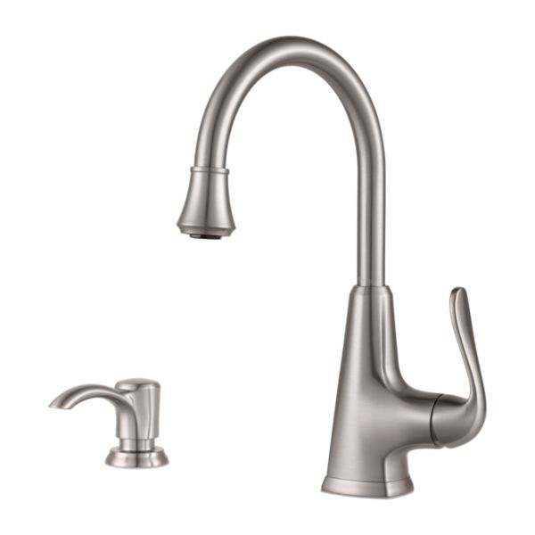 Primary Product Image for Pasadena 1-Handle Bar & Prep Faucet