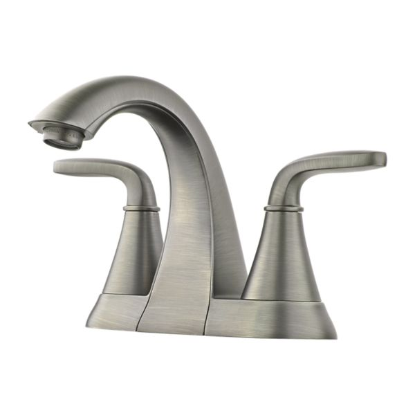 "Primary Product Image for Pasadena 2-Handle 4"" Centerset Bathroom Faucet"