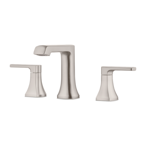 """Primary Product Image for Penn 2-Handle 8"""" Widespread Bathroom Faucet"""