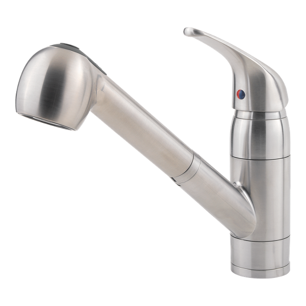 Primary Product Image for Pfirst Series 1-Handle Pull-Out Kitchen Faucet