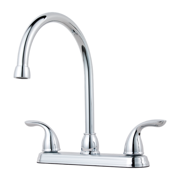 Primary Product Image for Pfirst Series 2-Handle Kitchen Faucet