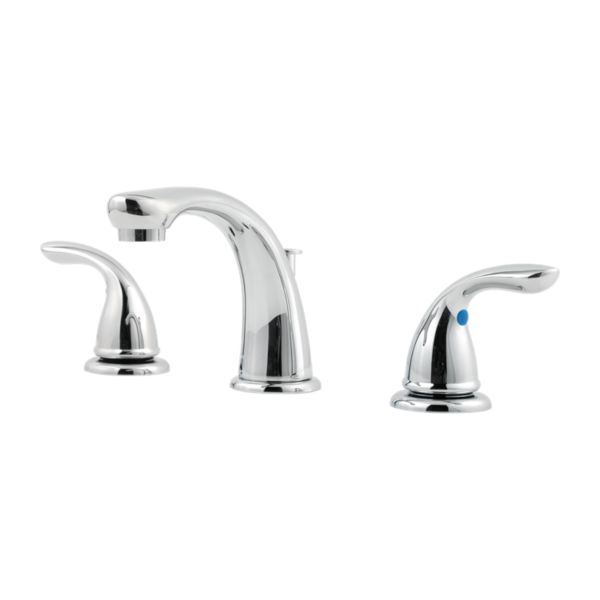 """Primary Product Image for Pfirst Series 2-Handle 8"""" Widespread Bathroom Faucet"""
