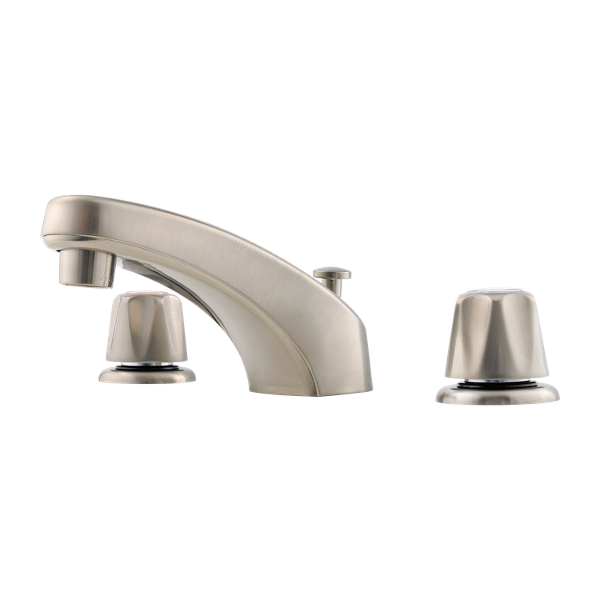 "Primary Product Image for Pfirst Series 2-Handle 8"" Widespread Bathroom Faucet"