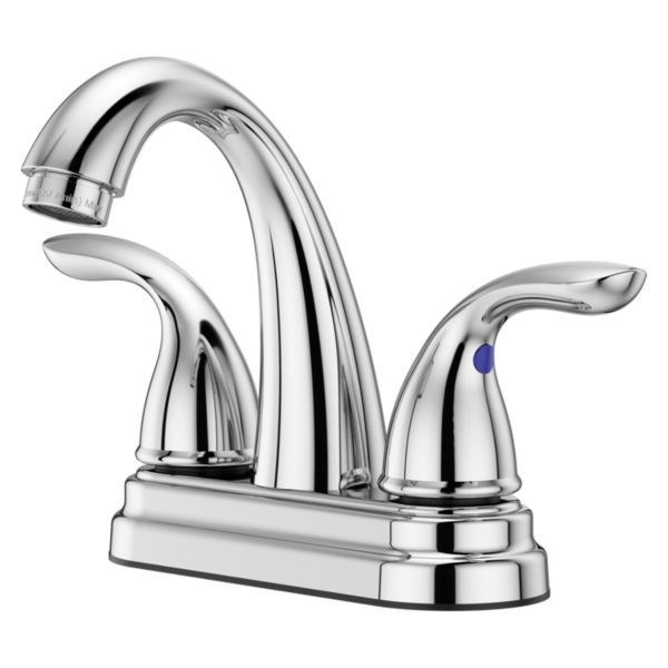"Primary Product Image for Pfirst Series 2-Handle 4"" Centerset Bathroom Faucet"
