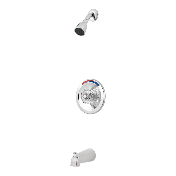 Primary Product Image for Pfirst Series 1-Handle Tub & Shower Trim