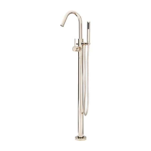 Primary Product Image for Modern Free-Standing Tub Filler