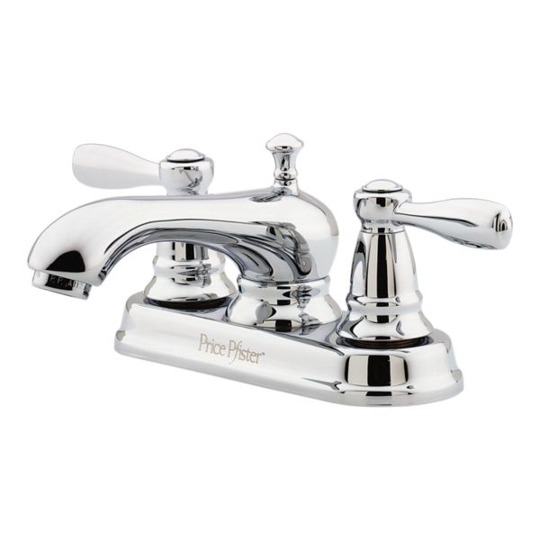 "Primary Product Image for Portland 2-Handle 4"" Centerset Bathroom Faucet"