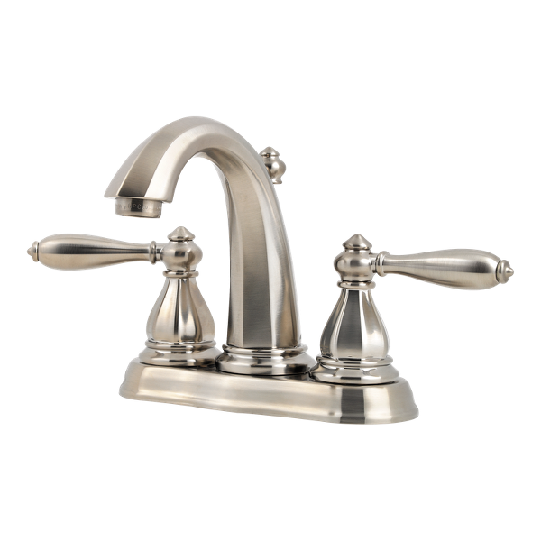 "Primary Product Image for Portola 2-Handle 4"" Centerset Bathroom Faucet"