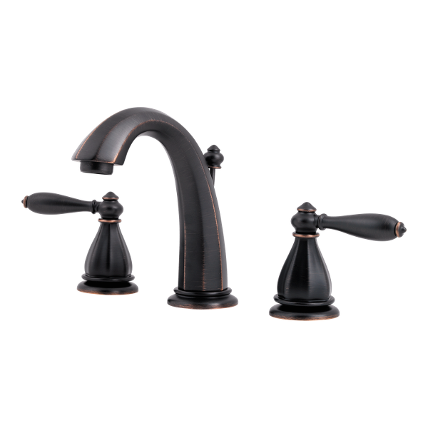 "Primary Product Image for Portola 2-Handle 8"" Widespread Bathroom Faucet"
