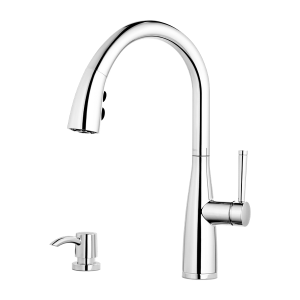 Primary Product Image for Raya 1-Handle Pull-Down Kitchen Faucet