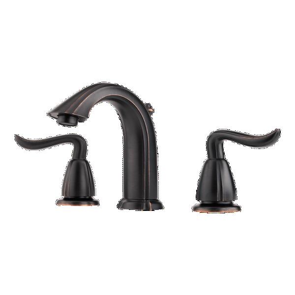 "Primary Product Image for Santiago 2-Handle 8"" Widespread Bathroom Faucet"