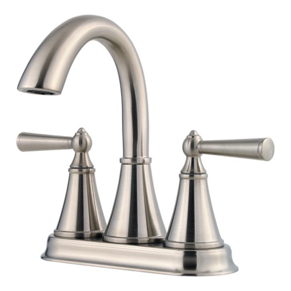 """Primary Product Image for Saxton 2-Handle 4"""" Centerset Bathroom Faucet"""