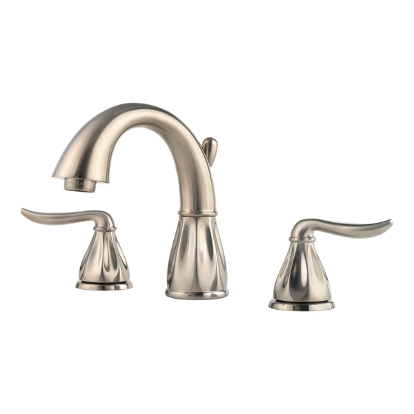 """Primary Product Image for Sedona 2-Handle 8"""" Widespread Bathroom Faucet"""