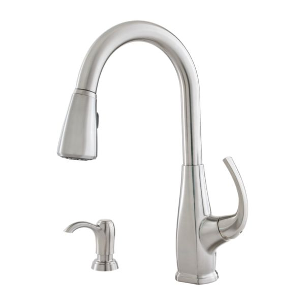 Primary Product Image for Selia 1-Handle Pull-Down Kitchen Faucet