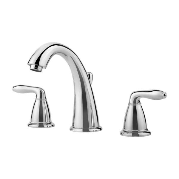 "Primary Product Image for Serrano 2-Handle 8"" Widespread Bathroom Faucet"