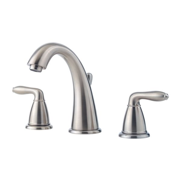 "Primary Product Image for Serrano 2-Handle 8"" Widespread Bathroom Faucet"