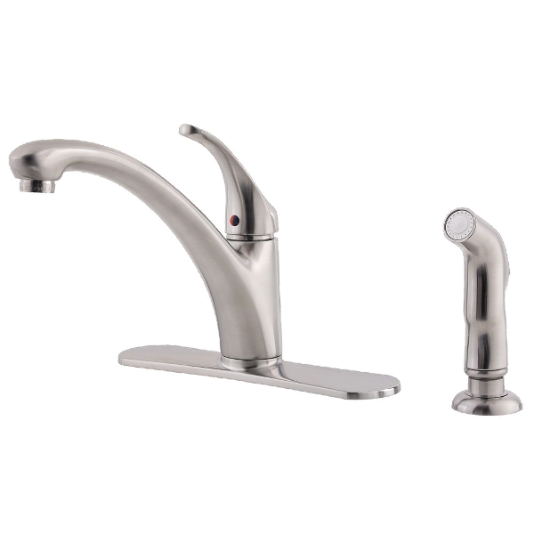 Primary Product Image for Shelton 1-Handle Kitchen Faucet